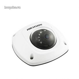 Camera HIKVISION Dome Wifi IP Network DS-2CD2542FWD-IWS 4.0 Megapixel Hàng Hot