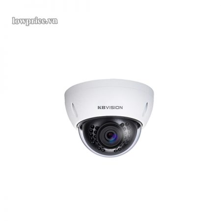 Camera Dome IP Network KBVISION KX-4002AN 4.0 Megapixel Chất Lượng Cao