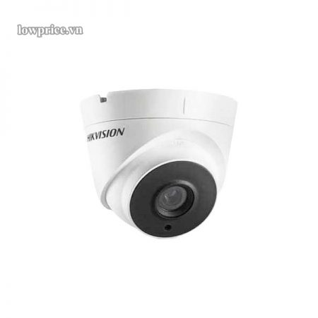 Camera Dome 4 in 1 hồng ngoại 5 MP HIKVISON DS-2CE56H0T-ITPF Giá Rẻ